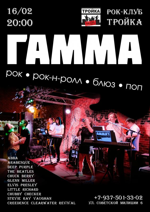 Группа Гамма