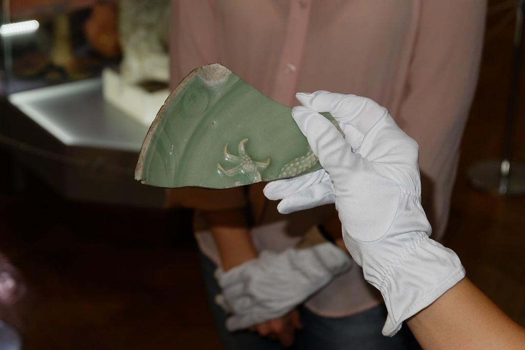 Вывозились из Китая очень редко: известный археолог из Поднебесной заинтересовалась астраханской находкой