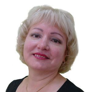 Любовь Храмцовская