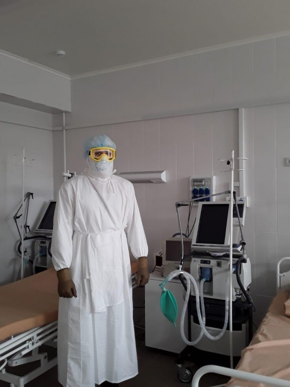 коронавирус врачи